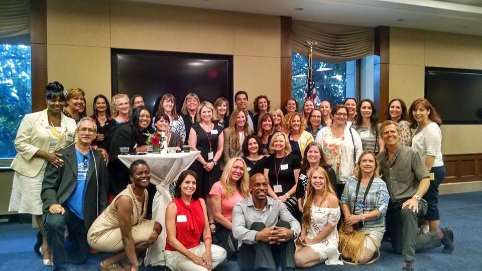 Group picture dyslexia advocates