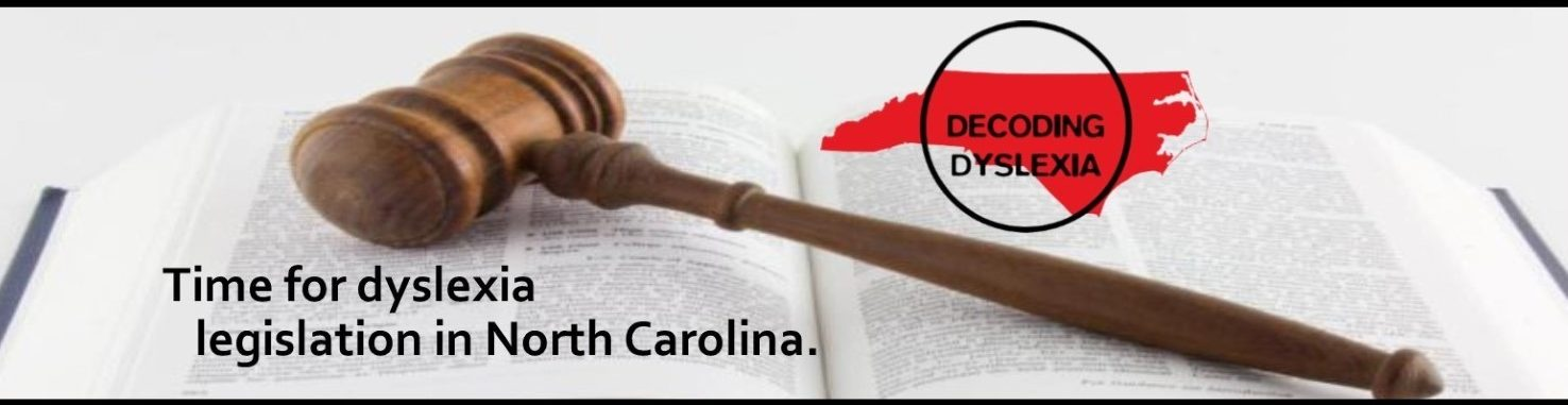 Decoding Dyslexia North Carolina