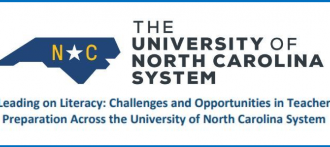 UNC System Report on Teacher Preparation