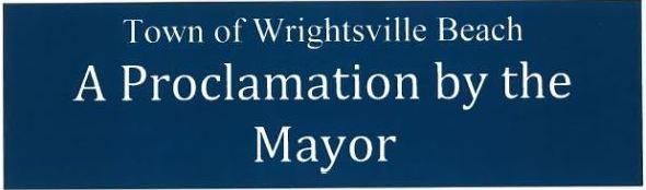 Wrightsville Beach Dyslexia Awareness Proclamation