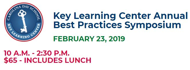 Key Learning Center Annual Best Practices Symposium